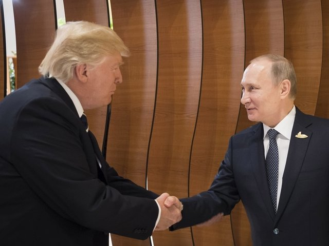 Trump Talks to Putin About Creating 'Impenetrable' Russia-US Cybersecurity Unit
