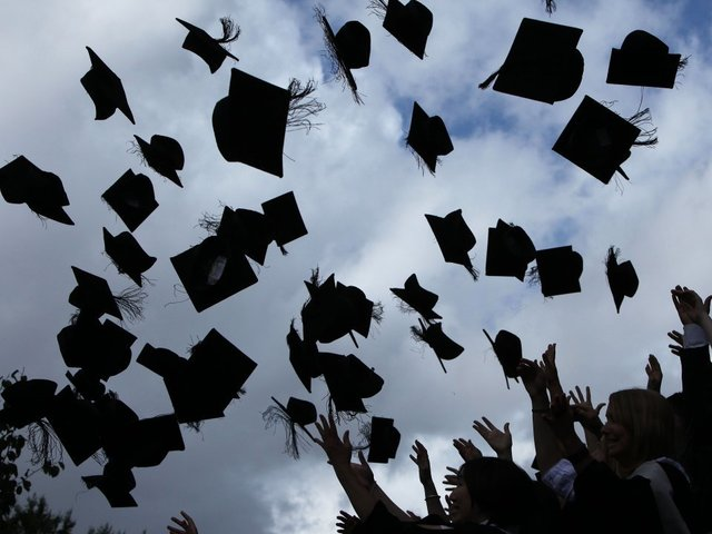 Party divisions extend to impression of higher education