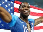 Olympian blames kissing for his failed drug test
