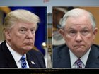 Trump speaks to advisers about firing Sessions