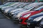Top 10 most stolen vehicles of 2016