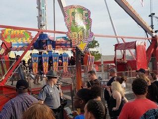 'Fireball' ride malfunctions at Ohio State Fair