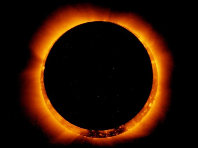 Don't look up until you know potential dangers of solar eclipse