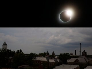 Bloomington eclipse fest draws thousands