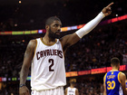 Kyrie Irving and LeBron James break up