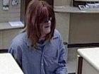 FBI looking for wig-wearing bank robber