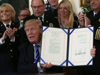 Here are the 53 bills Trump has signed into law