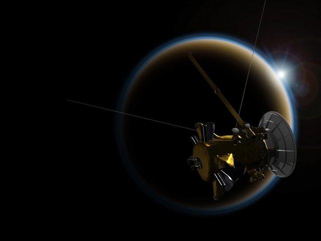 NOVA's Live Coverage of Cassini's Death Dive to Saturn