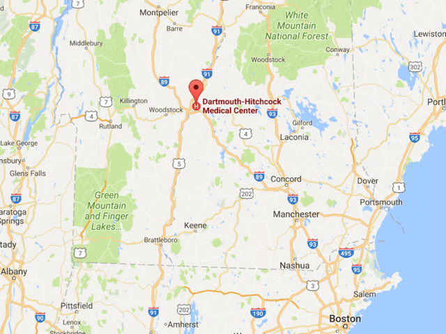 NH police apprehend suspect in hospital shooting scare