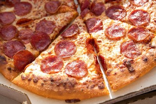 $1 Pepperoni Pizza Deal At Pizza Hut