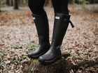 Fall staple: Select pairs of Hunter boots are up