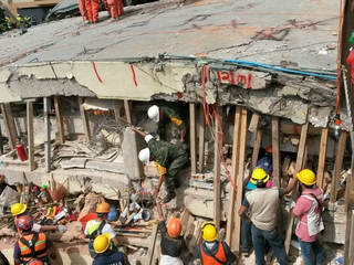 Hundreds killed in Mexico earthquake