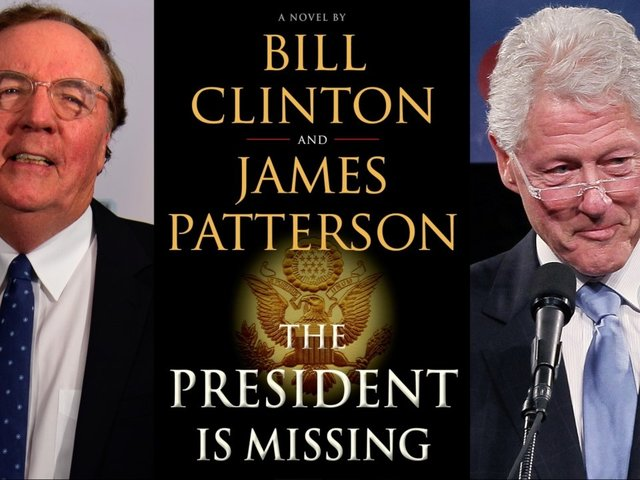 Showtime adapting 'The President is Missing' by Bill Clinton, James Patterson