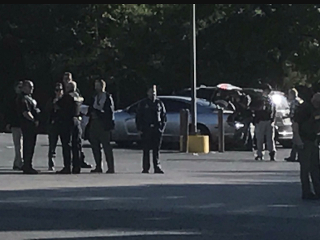 Multiple injuries reported in shooting at a business park outside Baltimore