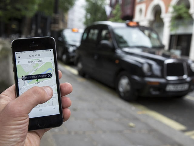 Tips for riders taking Uber on New Year's Eve
