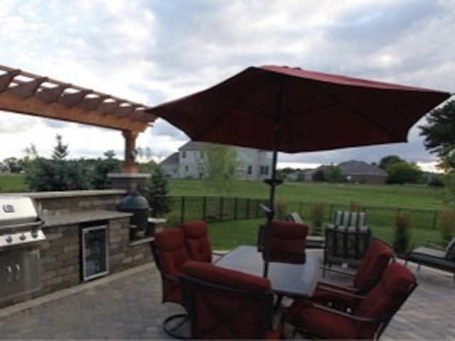 outdoor kitchen cost cheap how much does an outdoor kitchen cost theindychannelcom