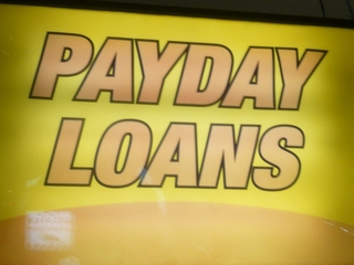 Bill filed to increase payday loan fines, fees