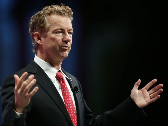 Kentucky man charged with attacking Senator Rand Paul previous year