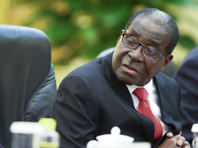 Zimbabwe's President Throws Luxurious Party Despite Country's Drought