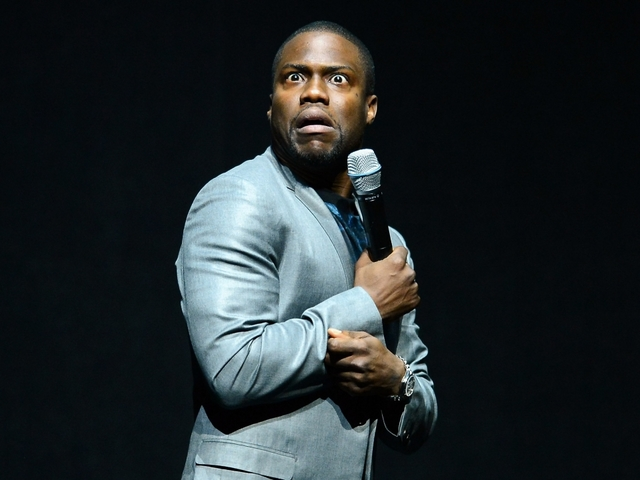 Comedian Kevin Hart coming to Buffalo — CONCERT ANNOUNCEMENT