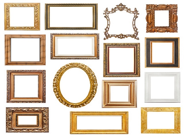 How to repurpose broken or outdated picture frames - TheIndyChannel ...