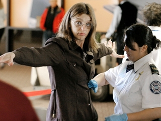 Approved ways to cut the airport screening line