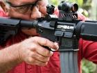 GOP candidate defends AR-15 giveaway