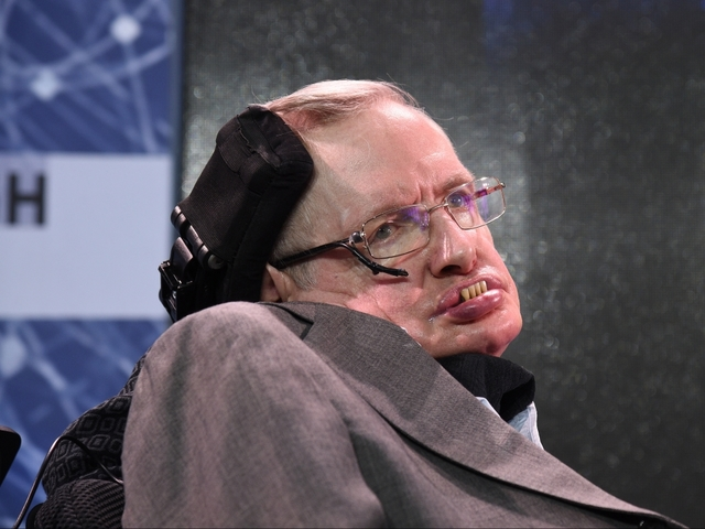 Stephen Hawking, Legendary Physicist, Passes Away At Age 76