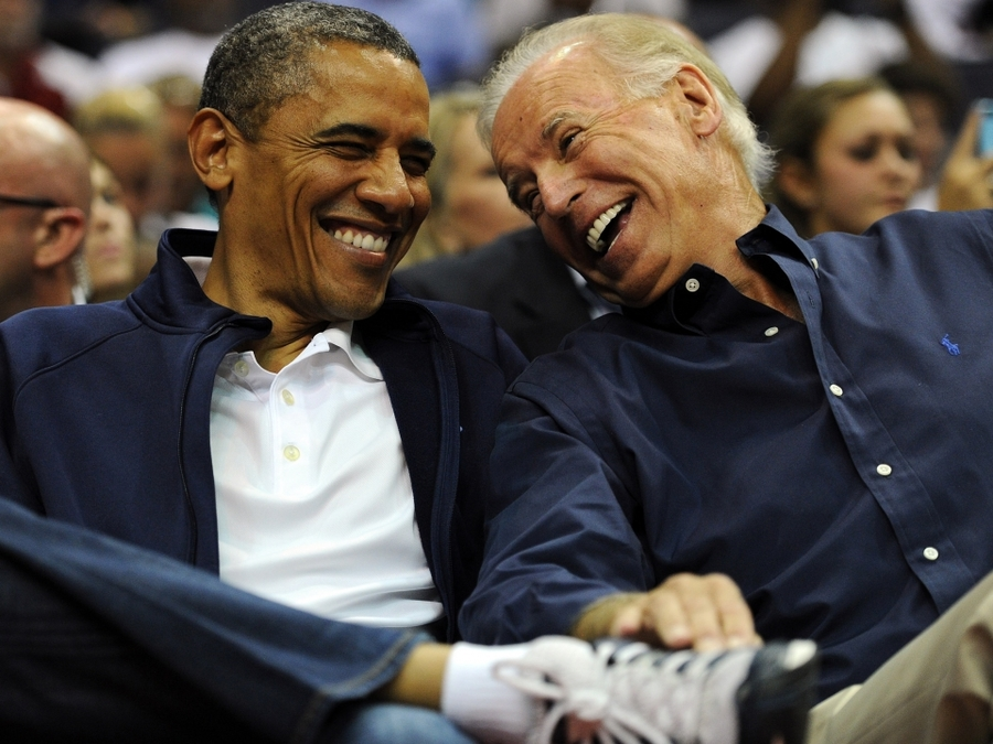 There Was An Obama Biden Reunion At A Dc Bakery Theindychannel Com Indianapolis In