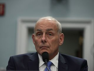 Kelly announces changes to WH security protocol