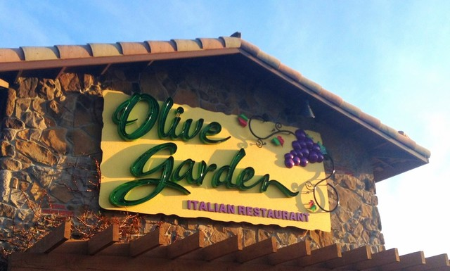 olive garden tips for saving money - Olive Garden Indianapolis