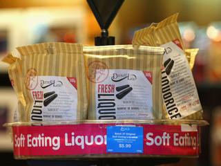 FDA: Don't overdose on black licorice