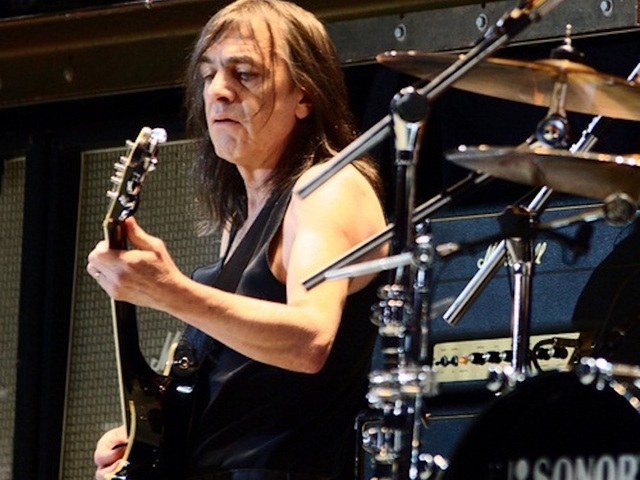 Rock star Malcolm Young of AC/DC has died at 64