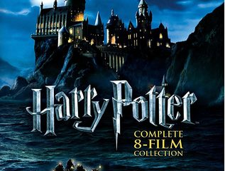 Harry Potter 8-Movie DVD Set Is On Sale For Just