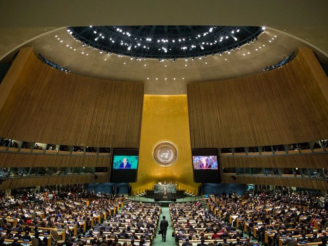 U.S. withdraws from UN's Global Compact on Migration