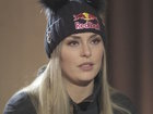 Lindsey Vonn responds to hate tweets