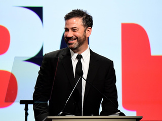 Kimmel brings out his son to discuss health care