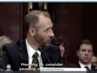 Trump judicial nominee's testimony goes viral