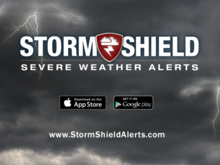 Get severe weather alerts on your smartphone