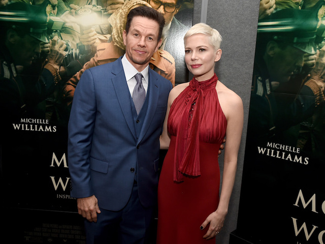 Michelle Williams reportedly paid less than 1% of Mark Wahlberg's fee for 'All The Money' reshoot