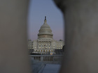 Senate to vote at noon on shutdown spending bill