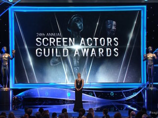 The full list of the 2018 SAG Awards winners