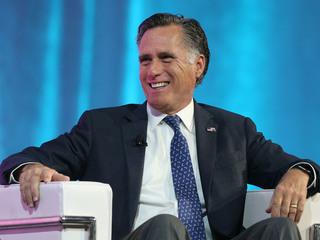 Mitt Romney announces US Senate run