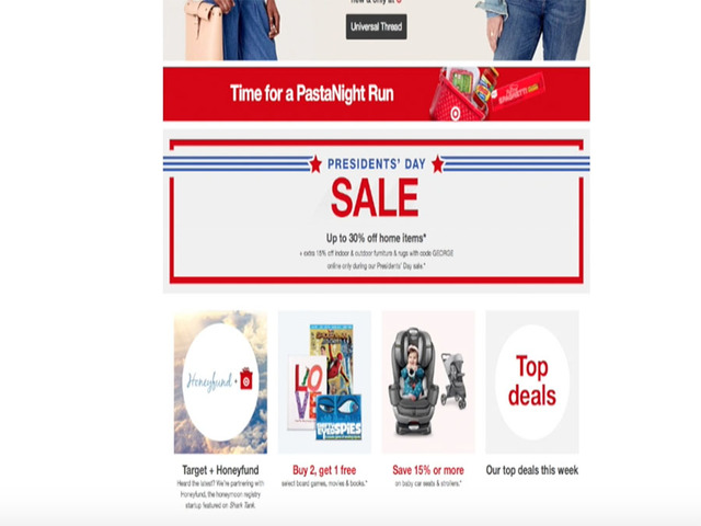 President-s Day Deals