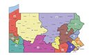 Court draws new Pennsylvania congressional maps