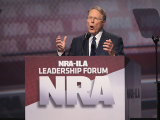 NRA's Wayne LaPierre slams Democrats at CPAC