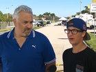 Parkland survivor's father lived through Vegas