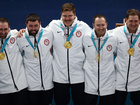 Oops: USA men's curlers get women's gold medals