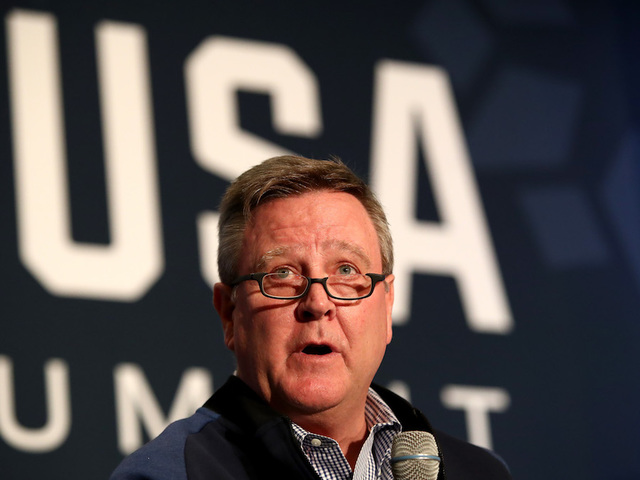 US Olympic Committee chief Scott Blackmun steps down amid abuse scandal fallout