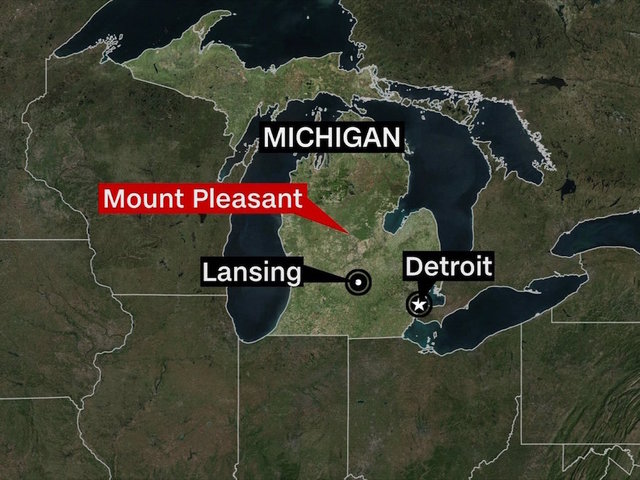 Central Michigan University 'student kills parents in dorm'